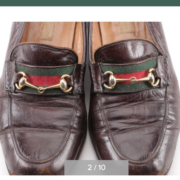 d51203e9d Gucci Shoes | Vintage Loafers Final Price | Poshmark